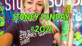 STONEY SUNDAY #202: the hemp shirts are here!