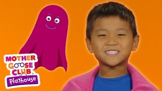 G Is for Game | Blanket Monster | Mother Goose Club Playhouse Funny Prank Video