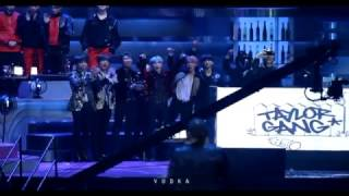 161202 BTS Reaction to See You Again  MAMA 2016
