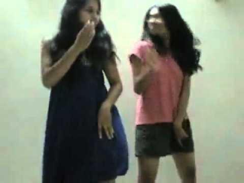 Indian Girl Dance - Bhopal Student Hostel video