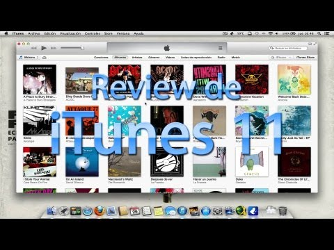 Review iTunes 11
