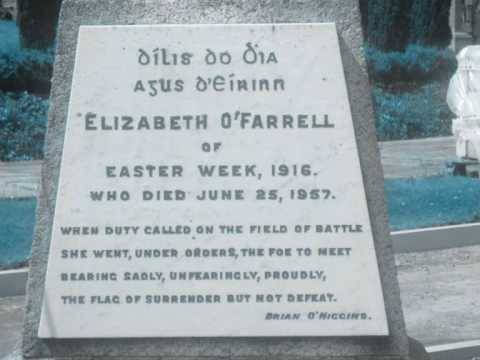 Dublin Ireland ,Glasnevin and Arbor hill cemeteries