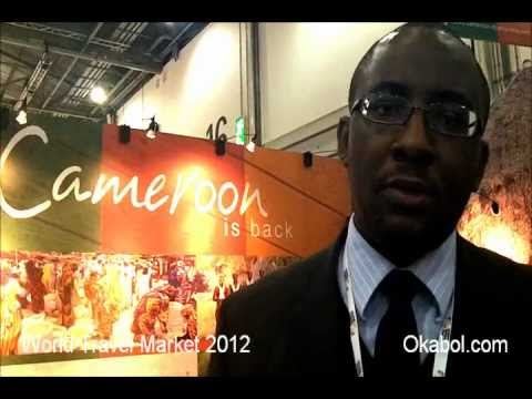 [okabol.com] World Travel Market 2012, Day One - Cameroon Tourist Office