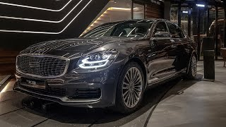 The Most LUXURIOUS KIA EVER - NEW 2019 KIA K900 In Depth Tour Interior&Exterior
