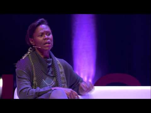 The human microscopic: Yvonne Cagle at TEDxBrussels