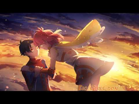 [HD] Nightcore - Big Girls Don´t Cry