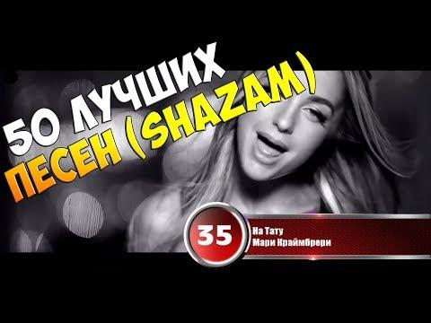 50 лучших песен сервиса Shazam | Музыкальный хит-парад недели от 13 июня 2018