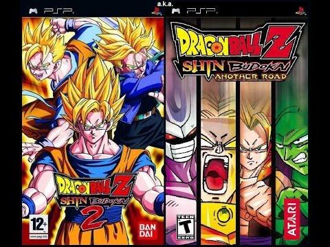 Dragon Ball Z Shin Budokai 2 (Análisis/Review)