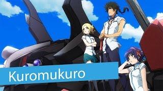 Kuromukuro Anime Review!!