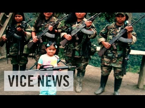 FARC Rebels Vow to Discharge Child Soldiers: VICE News Capsule, February 18