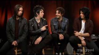 Papa Roach Stripped | Interview | Interscope