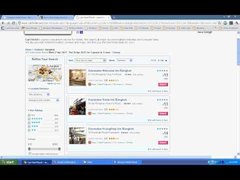 How to find cheap hotels in Bangkok? @ Cari Hotel Murah