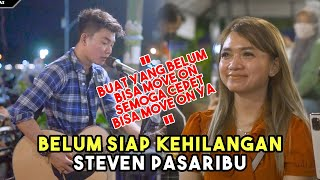 Download lagu BELUM SIAP KEHILANGAN - STEVEN PASARIBU (COVER) BY TRI SUAKA & FRIENDS