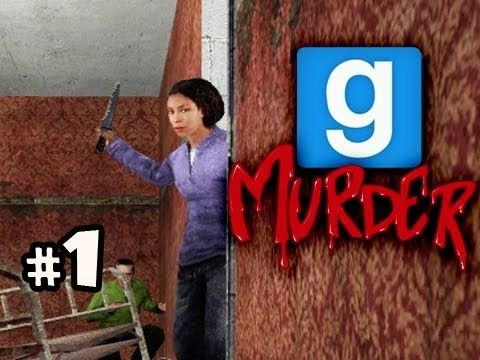 KILLER ON THE LOOSE - Gmod Murder w Nova Kevin & Immortal Ep...
