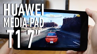 Huawei Tablet Media Pad T1 7.0 - Review en español