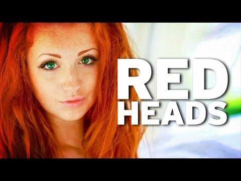 Redheads - Where'd They Come From?