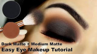 Beginners Smokey Eye Makeup Tutorial | Parts of the Eye | How To Apply Eyeshadow | TheMakeupChair