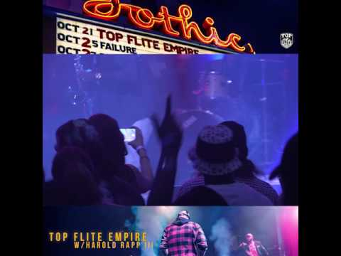 Wave-Top Flite Empire feat Harold Rapp III at The Gothic Theatre