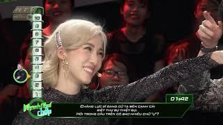 NHANH NHƯ CHỚP | Trường Giang hứa sẽ yêu thương Hari Won #HTV NNC #1 FULL | 23/3/2019