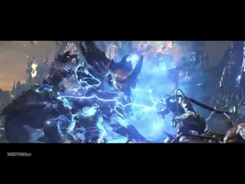 Starcraft 2 Legacy of the Void - Realistic Trailer Cut - Trailer VS Reality