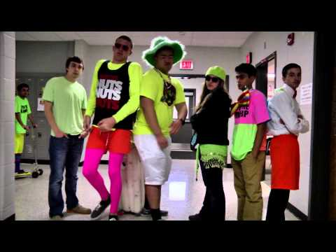 NORTH GWINNETT MORP 2013 Promo Video (Parody of Thrift Shop)