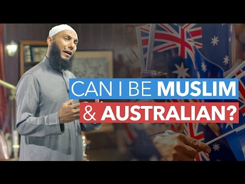 Can I be Muslim AND Australian