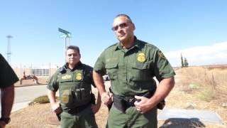 US Border Station