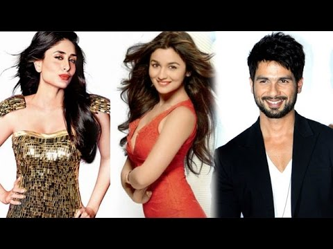 Alia Bhatt remindes Shahid Kapoor of his Ex-girlfriend Kareena Kapoor Khan