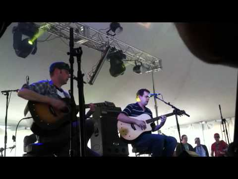 Passing - Brendan Bayliss and Jake Cinninger acoustic - Summer Camp Music Festival