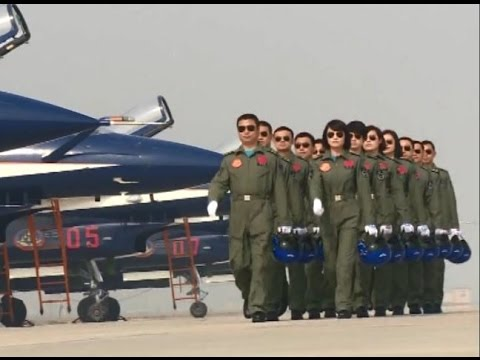 Chinese Female Fighter Pilots to Debut at Malaysian Airshow