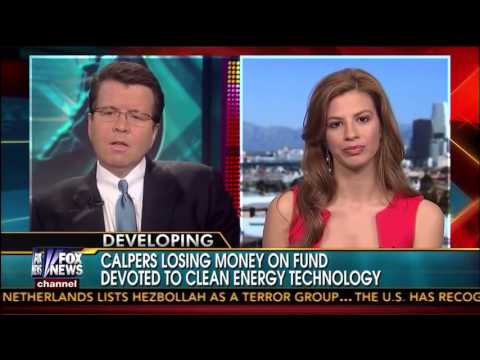 Michelle Fields on Calpers Justifies Money Loss on Green Investments   Neil Cavuto   3 29 13