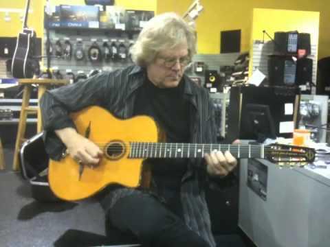 John Jorgenson Playing My Guitar
