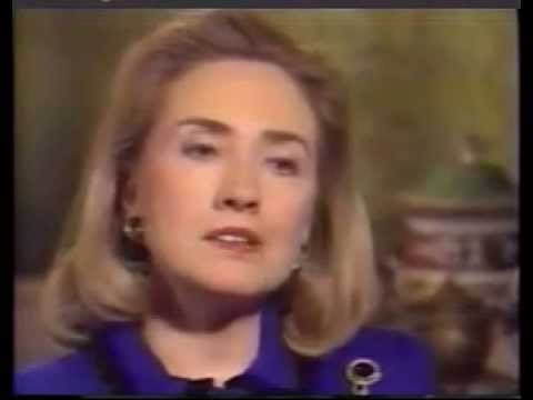 Hillary Clinton, 20/20 - 1996, Part 1