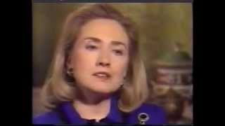 "9:38 Pre-Internet Young Bi Liar on Her Lover Vince Foster's ""Suicide"""