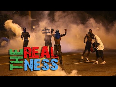 THE REALNESS: It's Time For Ferguson To Step Forward!!