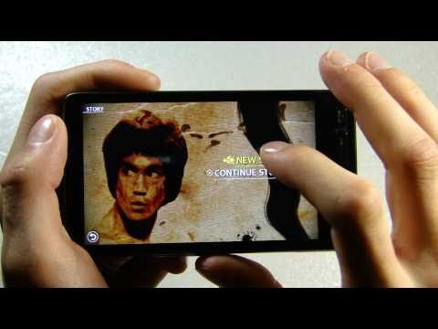 Bruce Lee Dragon Warrior on HTC HD2 (Android)