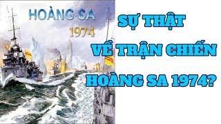 Trận chiến Hoàng sa 1974 giữa quân lực VNCH và Trung Quốc qua lời kể của nhân chứng lịch sử