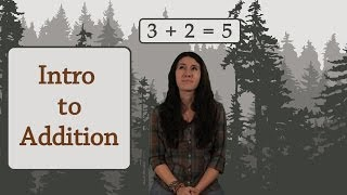 Arithmetic: Intro to Addition (whole numbers)