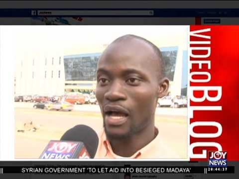 Gitmo Prisoners in Ghana - Joy News Interactive (7-1-16)