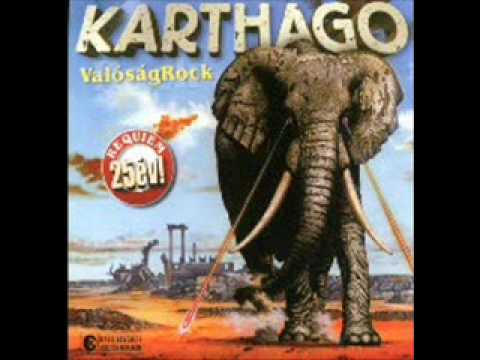 Karthago - Érted élni
