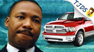 What Dodge LEFT OUT Of Their MLK Commercial In Super Bowl