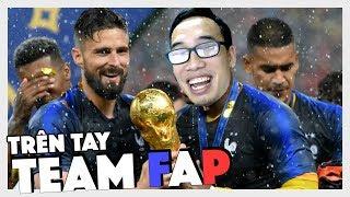 FIFA Online 4   Trên tay team Pháp - Giroud cùng đồng bọn.
