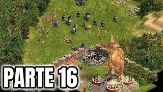 "AGE OF EMPIRES: DEFINITIVE EDITION (REMAKE) Gameplay Español Parte 16 - ""¡ALEJANDRO MAGNO!"""