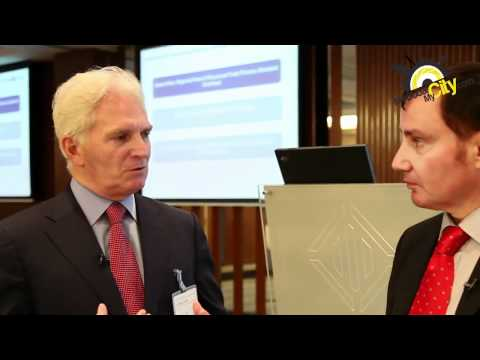 ArabianMoney with Peter Cooper: Infrastructure Outlook with Dr Nasser Saidi (April 2012)