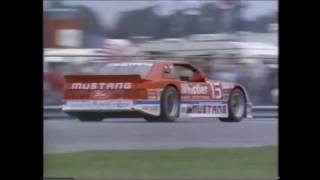 Ford Racing Commercial 1991