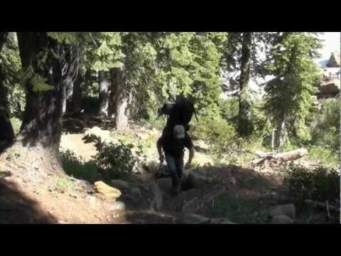 Adventures Backpacking in the Trinity Alps