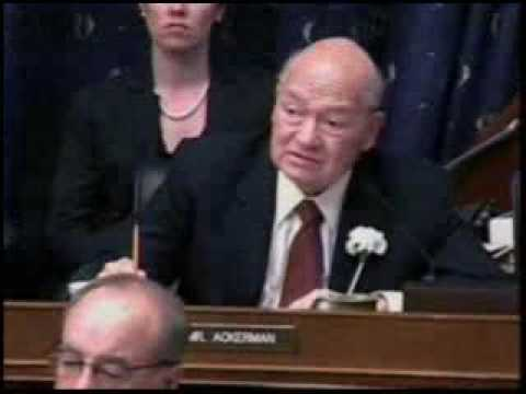 Questioning Geithner at Financial Services Hearing