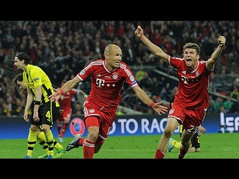Borussia Dortmund : FC Bayern Mnchen #06 - Champions League Battles - [FIFA 13]