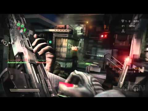 Killzone 3: Steel Rain - Stahl Arms Gameplay