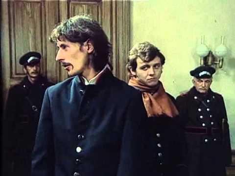 Rozprawa studentów w serialu Lalka (1977)